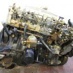 Дизельный двигатель Nissan RD28