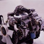 Дизельный двигатель Nissan TD27