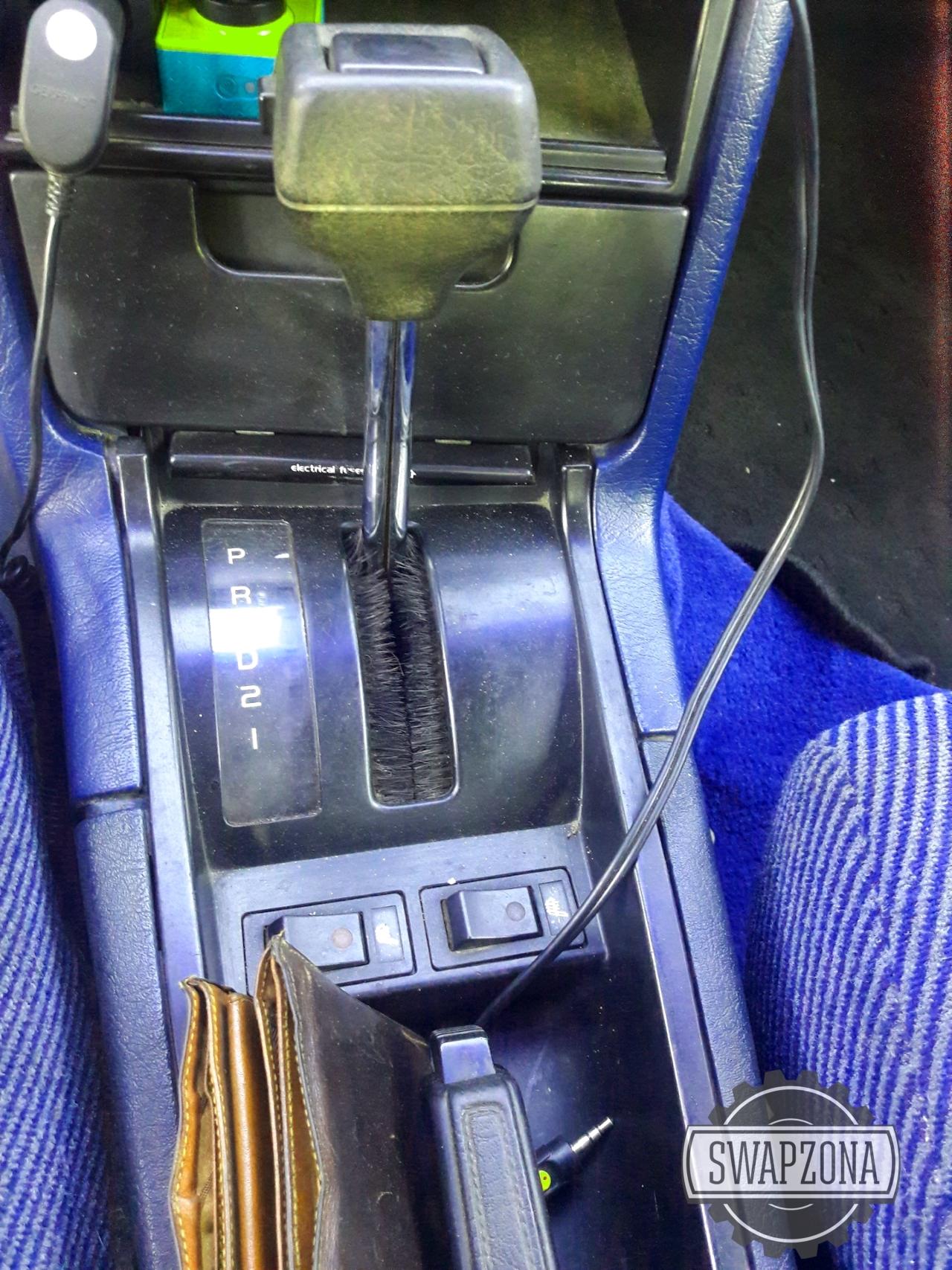 Селектор АКПП Вольво 740 V8 1UZ