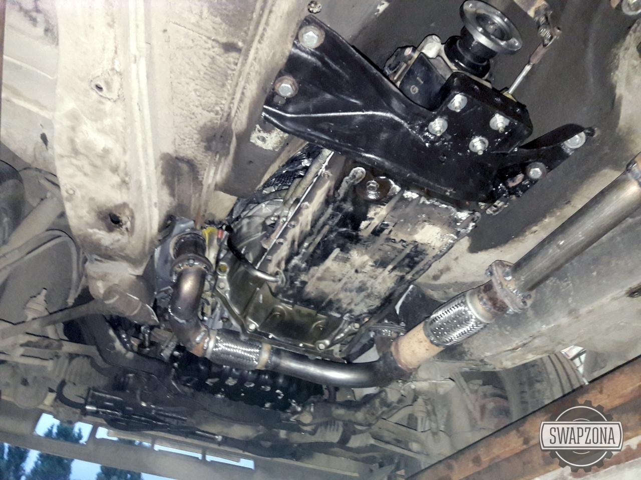 АКПП Вольво 740 V8 1UZ
