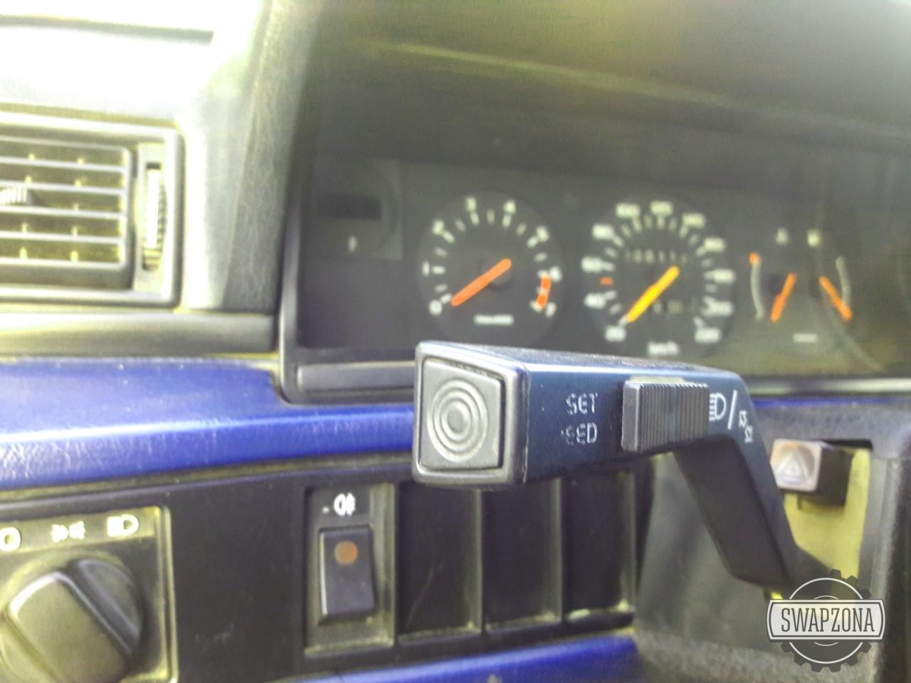 Круиз-контроль 1UZ-FE на Вольво 740