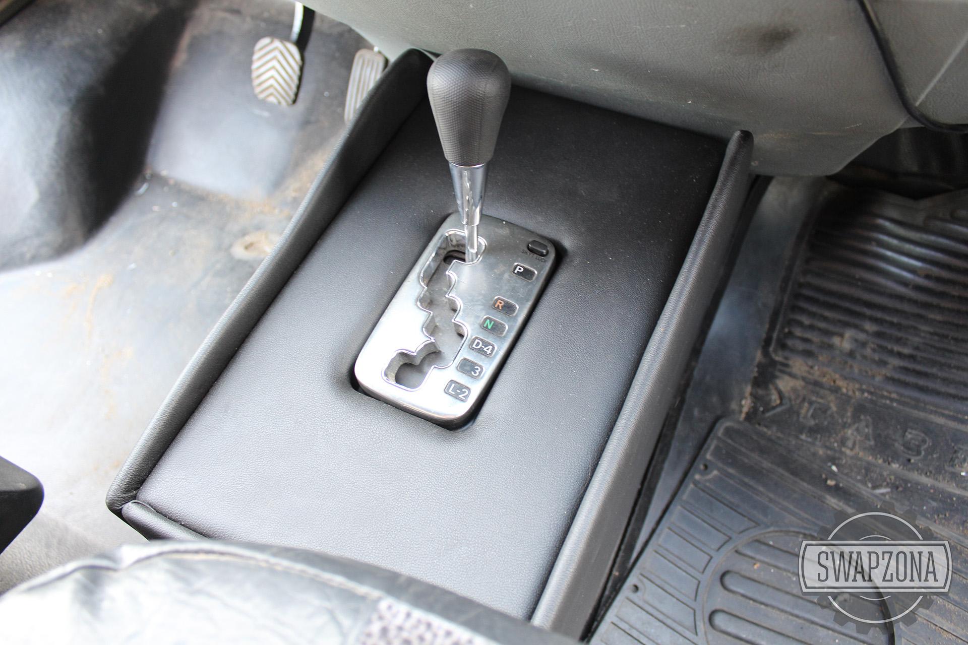 Газель V6 5vz акпп краснодар свап